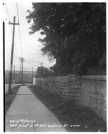 Street Improvement Photographs -- Box 32, Folder 16 (Beekman Street) -- negative, 1935-06-18