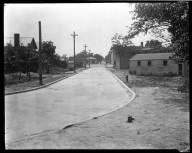 Street Improvement Photographs -- Box 32, Folder 44 (Celeron Avenue) -- negative, 1928