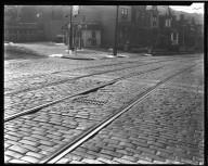 Street Improvement Photographs -- Box 33, Folder 06 (Clifton Avenue) -- negative, 1928