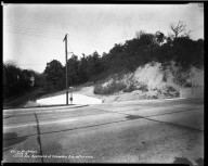 Street Improvement Photographs -- Box 33, Folder 15 (Collins Avenue) -- negative, 1938-12-28