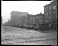 Street Improvement Photographs -- Box 33, Folder 23 (Court Street) -- negative, 1929