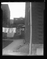 Street Improvement Photographs -- Box 33, Folder 31 (Cummins Street) -- negative, 1935-06-18