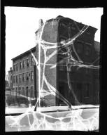 Street Improvement Photographs -- Box 33, Folder 38 (Cutter Street) -- negative, 1936-03-30