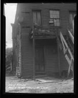 Street Improvement Photographs -- Box 34, Folder 01 (Dempsey Street) -- negative, 1935-06-18