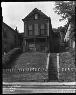 Street Improvement Photographs -- Box 34, Folder 17 (Eastern Avenue) -- negative, 1932-06-16