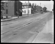 Street Improvement Photographs -- Box 34, Folder 37 (Eighth Street) -- negative, 1930