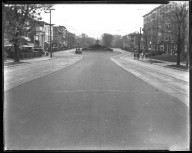 Street Improvement Photographs -- Box 34, Folder 43 (Erie Avenue) -- negative, 1928