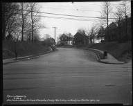 Street Improvement Photographs -- Box 34, Folder 51 (Erie Avenue) -- negative, 1941-03-26