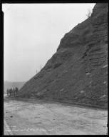 Street Improvement Photographs -- Box 35, Folder 59 (Gage Street) -- negative, 1928-02-10