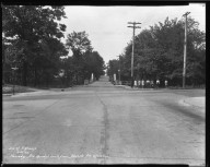 Street Improvement Photographs -- Box 38, Folder 03 (Kennedy Avenue Bridge) -- negative, 1932-05-27