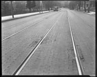 Street Improvement Photographs -- Box 39, Folder 34 (Ludlow Avenue) -- negative, 1927