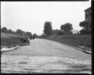 Street Improvement Photographs -- Box 40, Folder 21 (Mapleleaf Avenue) -- negative, 1928
