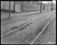 Street Improvement Photographs -- Box 40, Folder 44 (McMicken Avenue) -- negative, 1929