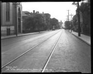 Street Improvement Photographs -- Box 40, Folder 48 (McMillan Street) -- negative, 1931-04-09