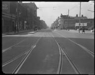 Street Improvement Photographs -- Box 40, Folder 50 (McMillan Street) -- negative, 1928