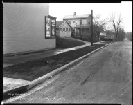 Street Improvement Photographs -- Box 41, Folder 17 (Millsdale Avenue) -- negative, 1931-11-18