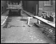 Street Improvement Photographs -- Box 42, Folder 19 (Ninth Street) -- negative, 1924