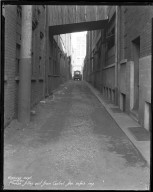 Street Improvement Photographs -- Box 43, Folder 18 (Phoebe Alley) -- negative, 1930-10-08