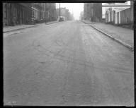 Street Improvement Photographs -- Box 45, Folder 15 (Smith Street) -- negative, 1927