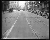 Street Improvement Photographs -- Box 45, Folder 38 (Sycamore Street) -- negative, 1928