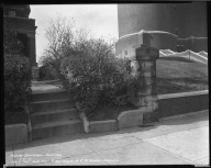 Street Improvement Photographs -- Box 45, Folder 43 (William H. Taft Road) -- negative, 1940-11-25