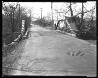 Street Improvement Photographs -- Box 45, Folder 55 (Tennessee Avenue) -- negative, 1928