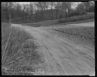 Street Improvement Photographs -- Box 46, Folder 14 (Tusculum Avenue) -- negative, 1928-03-22