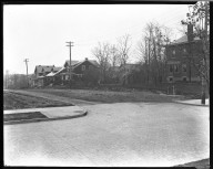 Street Improvement Photographs -- Box 46, Folder 27 (Verdin Avenue) -- negative, 1924