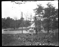 Street Improvement Photographs -- Box 46, Folder 44 (Vista Avenue) -- negative, 1928