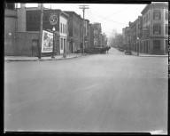 Street Improvement Photographs -- Box 46, Folder 48 (Walnut Street) -- negative, 1928