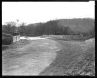 Street Improvement Photographs -- Box 47, Folder 11 (West Fork Bridge) -- negative, 1927