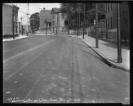 Street Improvement Photographs -- Box 47, Folder 16 (Westwood Avenue) -- negative, 1929-07-08