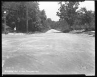 Street Improvement Photographs -- Box 47, Folder 35 (Woodburn Avenue) -- negative, 1926-06-30
