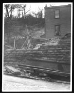 Street Improvement Photographs -- Box 48, Folder 08 (June 7, 1932 - June 6, 1936 (small)) -- print, 1936-04-21