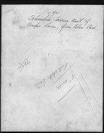 Street Improvement Photographs -- Box 48, Folder 20 (March 16, 1937 - April 30, 1937, Undated) -- print, 1937-04-30 (back of photograph)
