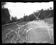 Street Improvement Photographs -- Box 50, Folder 08 (October 26, 1936) -- negative, 1936-10-26