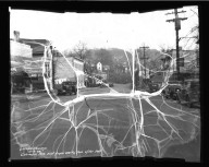 Street Improvement Photographs -- Box 50, Folder 09 (November 6, 1936 - December 4, 1936) -- negative, 1936-12-04