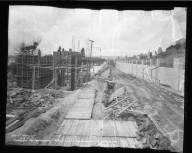 Street Improvement Photographs -- Box 50, Folder 10 (June 5, 1937) -- negative, 1937-06-05