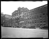 Street Improvement Photographs -- Box 50, Folder 34 (Undated) -- negative, 1933
