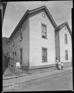Street Improvement Photographs -- Box 51, Folder 03 (October 10, 1930 - December 27, 1932) -- negative, 1932-06-17