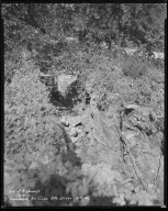 Street Improvement Photographs -- Box 51, Folder 06 (June 7, 1932 - June 8, 1932) -- negative, 1932-06-08, 4:30 P.M.