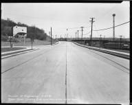 Street Improvement Photographs -- Box 51, Folder 18 (February 7, 1951 - February 27, 1951) -- negative, 1951-02-27