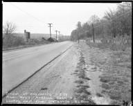 Street Improvement Photographs -- Box 51, Folder 45 (November 3, 1953) -- negative, 1953-11-03
