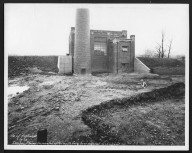 Miscellaneous Photographs -- Box 53, Folder 18 (Dunbar Incinerator) -- print, 1932-01-18