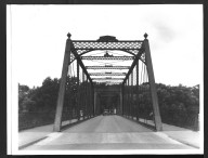 Miscellaneous Photographs -- Box 53, Folder 20 (Elartite Bridge) -- print, 1927