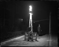 Miscellaneous Photographs -- Box 54, Folder 03 (Beacon Lights) -- negative, 1940