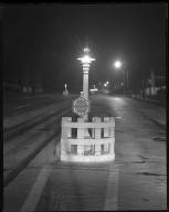 Miscellaneous Photographs -- Box 54, Folder 25 (Loading Platform Models) -- negative, 1940