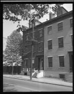 Miscellaneous Photographs -- Box 54, Folder 38 (Third Street Viaduct) -- negative, 1955