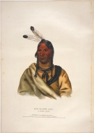 [History of the Indian Tribes of North America, Esh-ta-hum-leah, a Sioux chief]