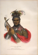 [History of the Indian Tribes of North America, Ki-on-twog-ky or Corn Plant, a Seneca chief]